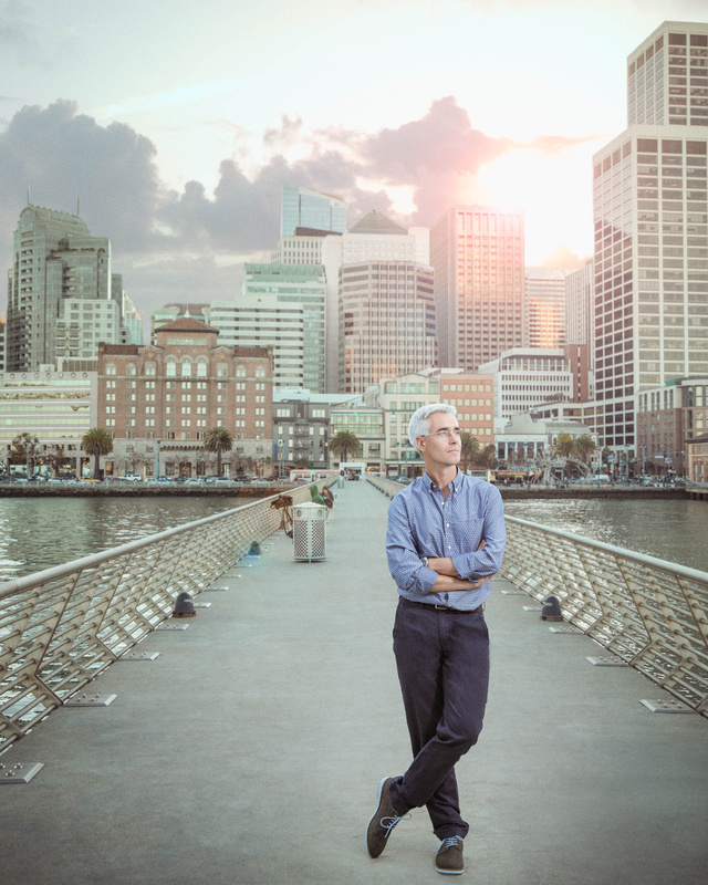 San Francisco Editorial Photographer by Marc Olivier Le Blanc