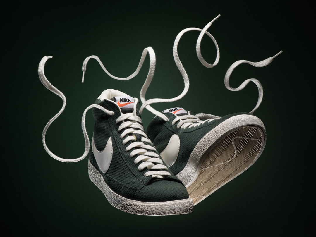 Nike Shoes by Carlos Teixeira