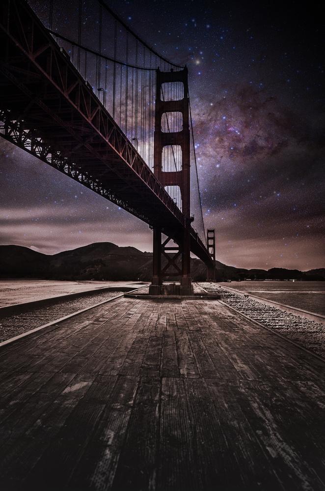 Bridging Bridges  by jrg photography