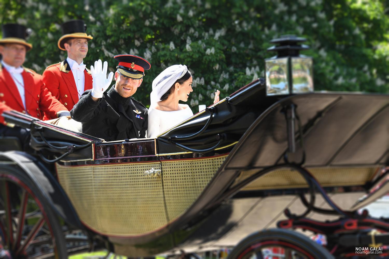 The Royal* Wedding by Noam Galai
