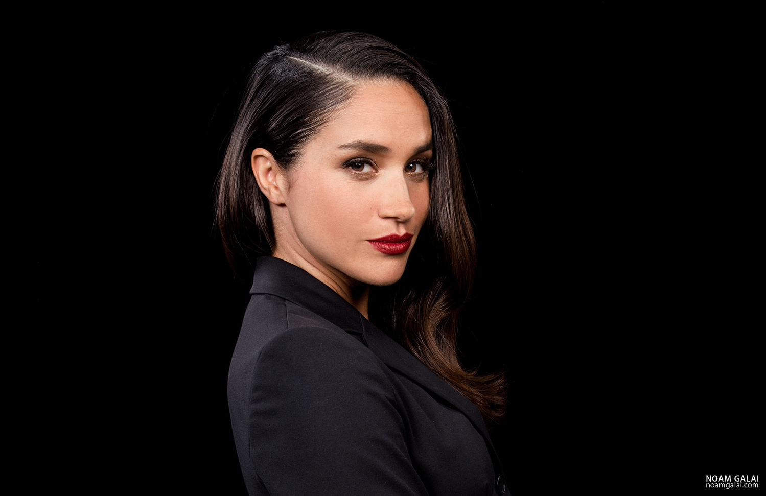 Meghan Markle, Duchess of Sussex by Noam Galai