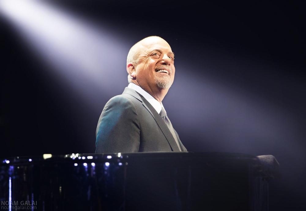 Billy Joel by Noam Galai