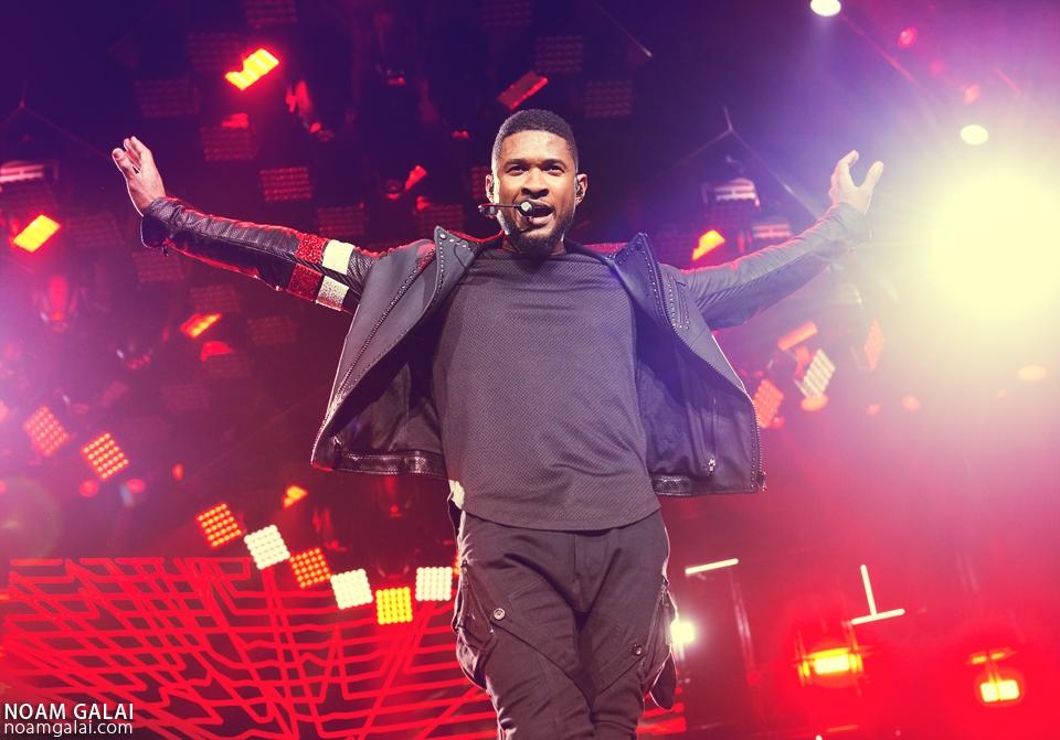 Usher by Noam Galai