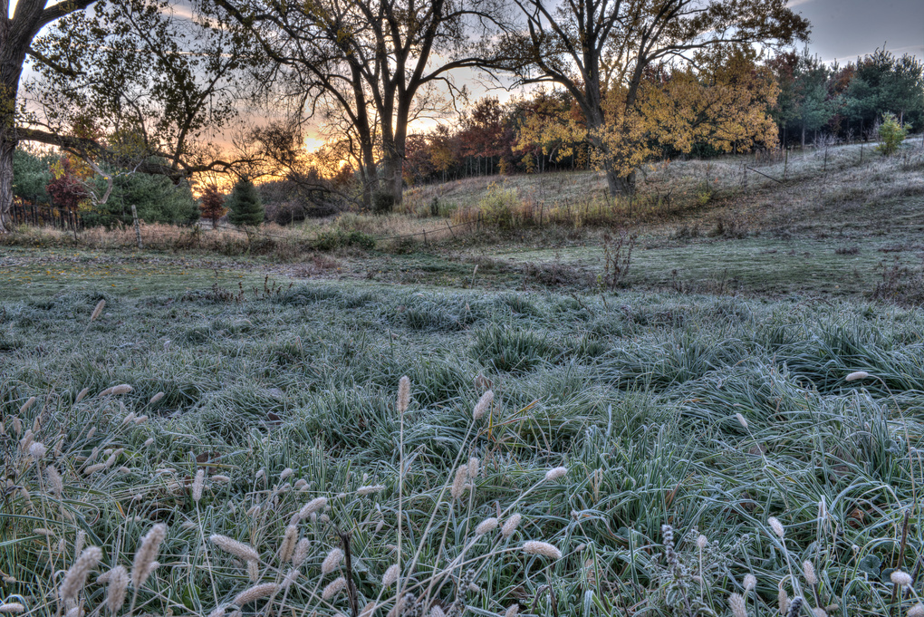 Sunrise by Joel Lahey