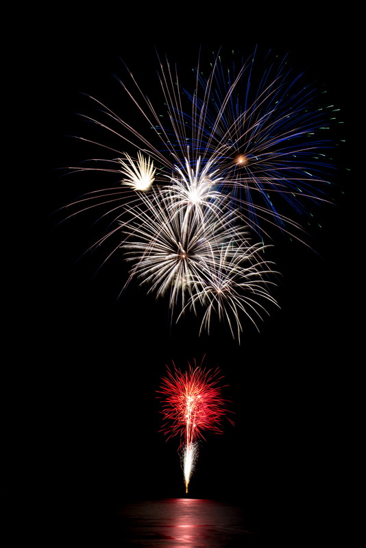 2016-07-04 - Fireworks by Joel Lahey
