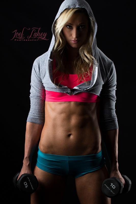Ashley - Fitness by Joel Lahey