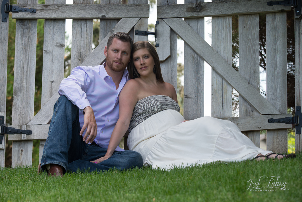 Kyle and Erin - Maternity Shoot by Joel Lahey