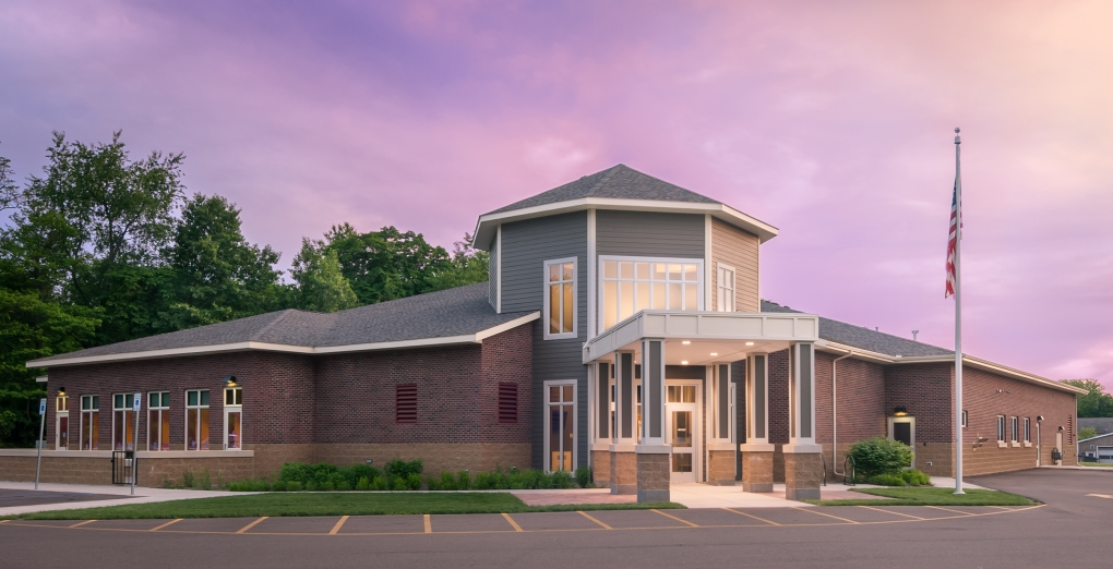 Paw Paw District Library by Kristian Walker