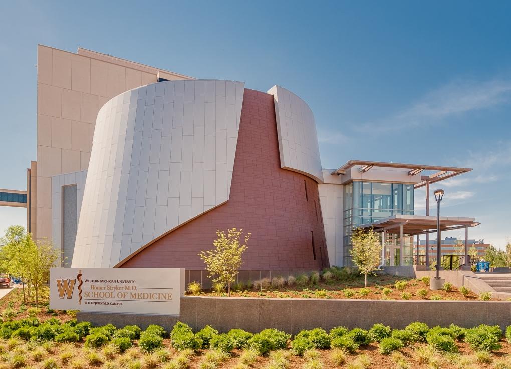WMU Stryker School of Medicine by Kristian Walker