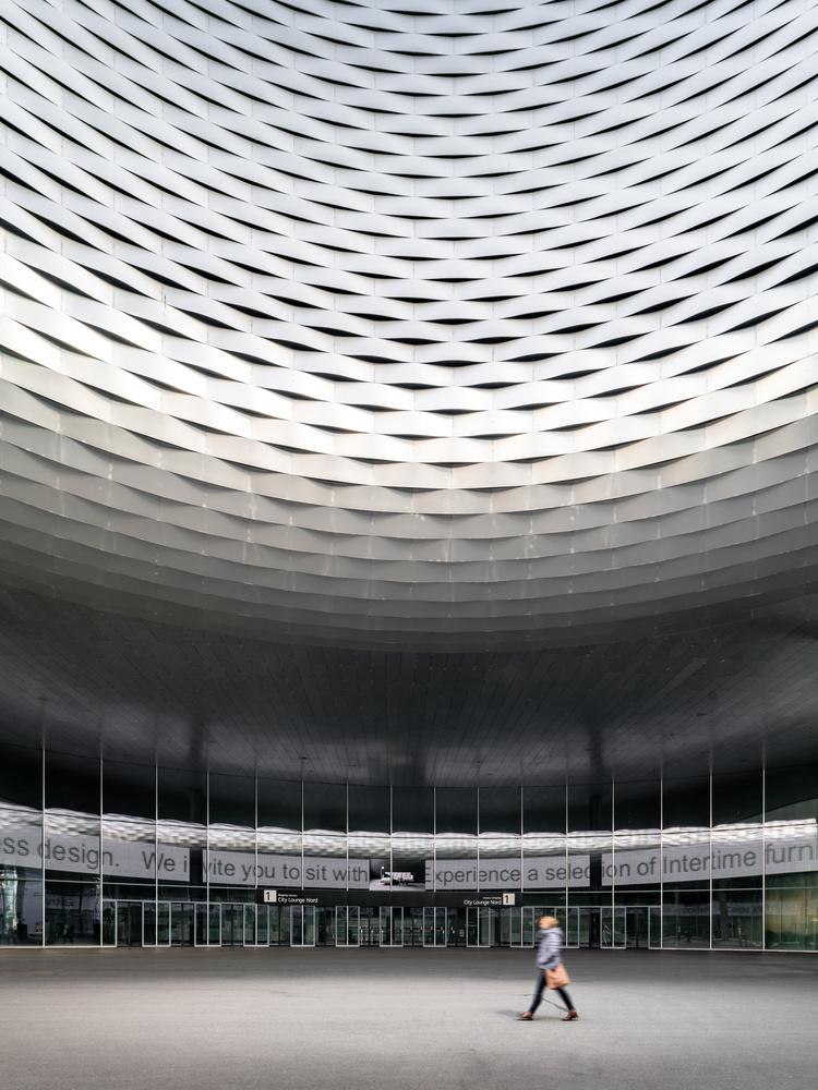 Messe Basel | Scale by Sebastian Grundgeir