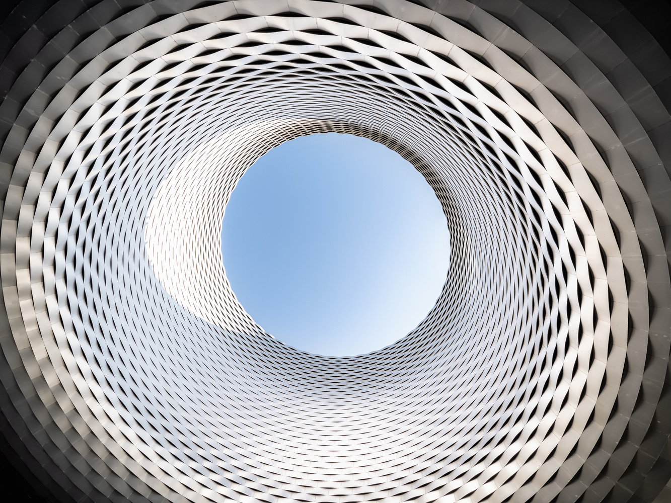 Messe Basel | Oculus by Sebastian Grundgeir