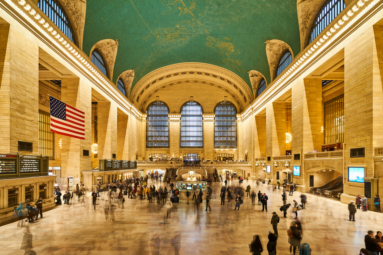 NYC Grand Central by Sebastian Grundgeir
