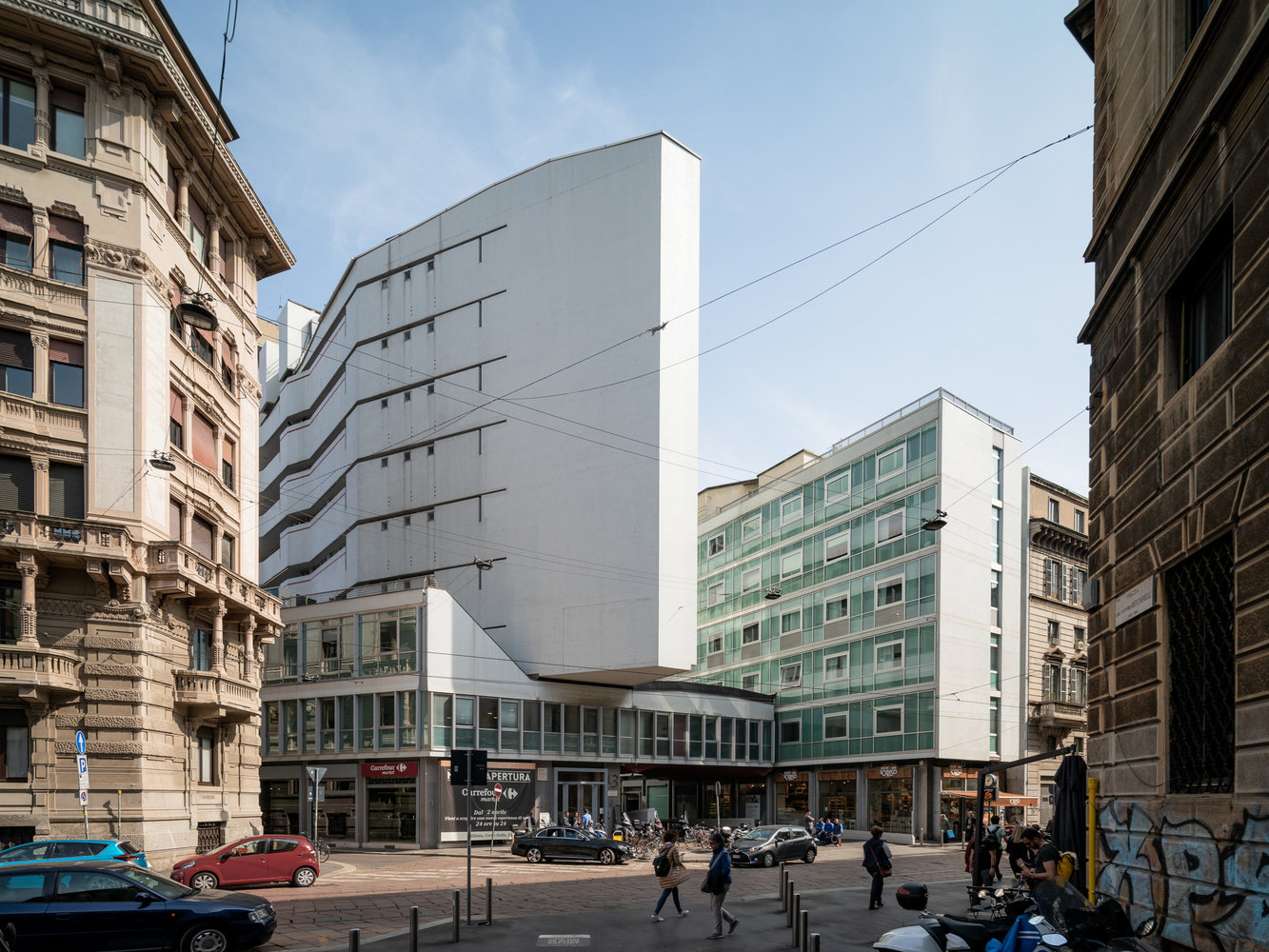 Corso Italia by Sebastian Grundgeir