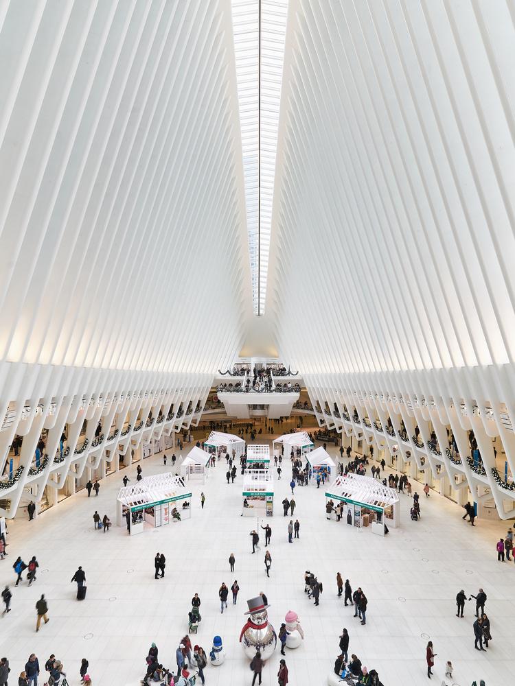 NYC Oculus by Sebastian Grundgeir