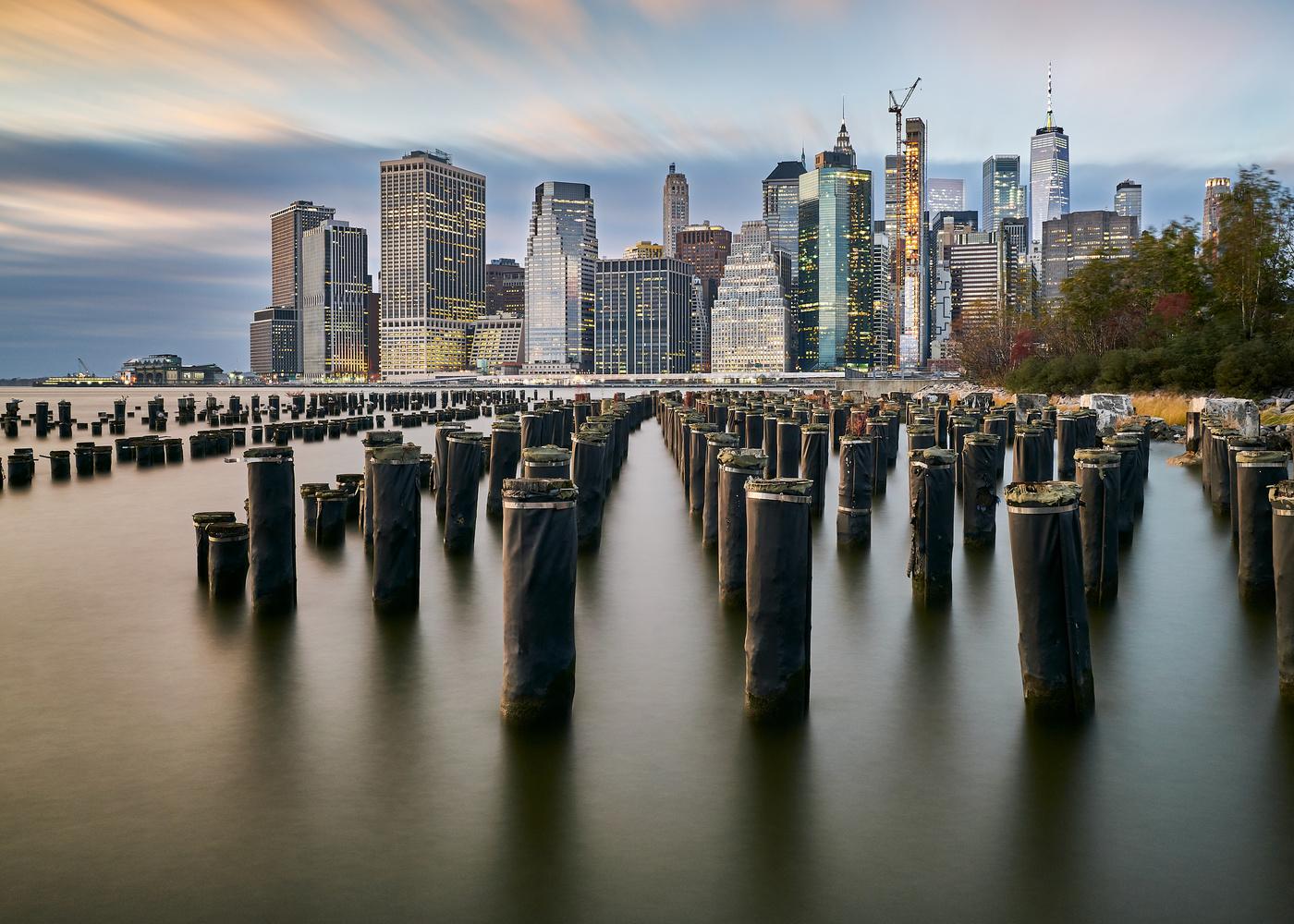 Brooklyn Bridge Park by Sebastian Grundgeir