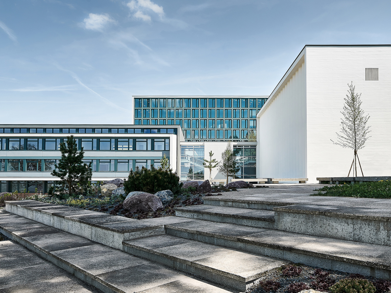 Kantonsschule Menzingen by Sebastian Grundgeir
