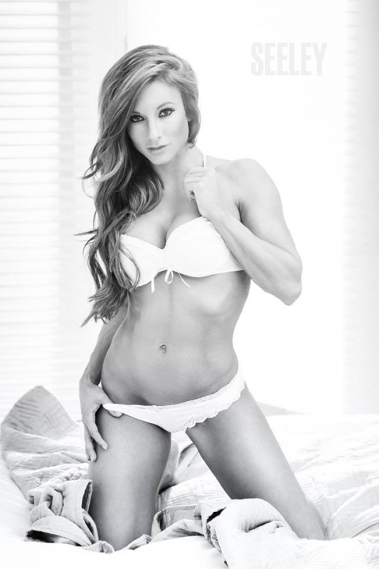 Paige Hathaway by Brett Seeley