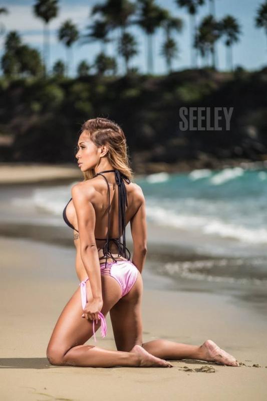 Beach by Brett Seeley