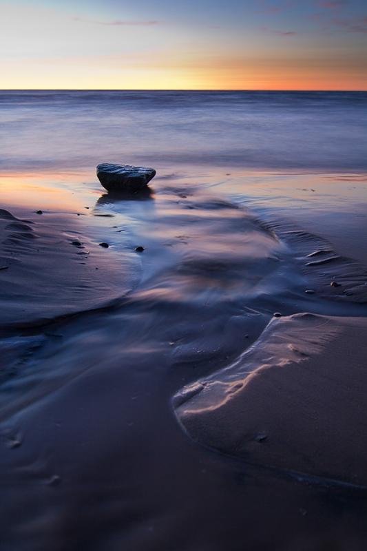 Like a Rock by Mike Wilkinson
