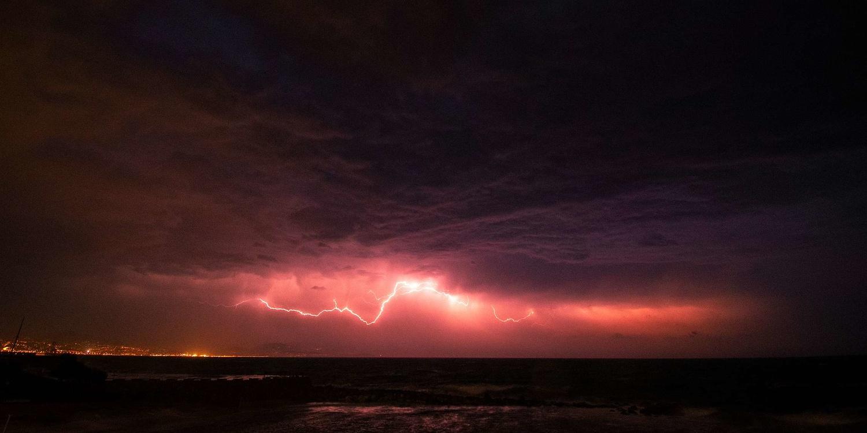 Red Flash by Liam Searson