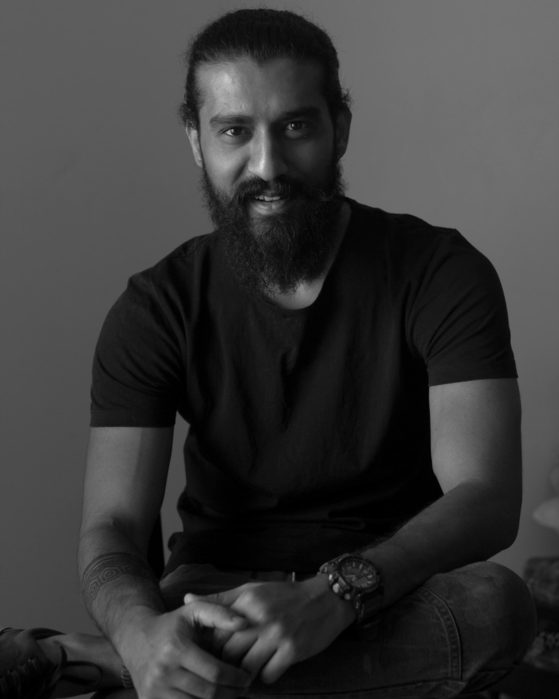 BnW Portrait - 5 by Kabir Karnale