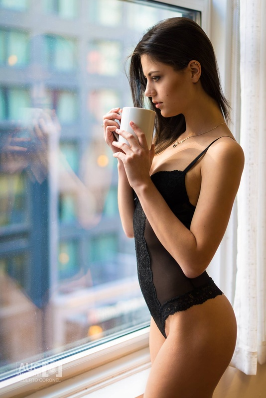 Good morning New York by Alberto Coronel