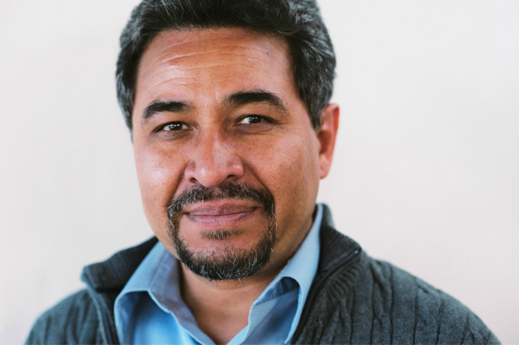 Byron Barahona - Headshot by J. Guevara