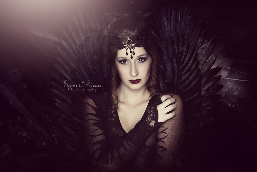 Dark Angel  by Samuel Rivera