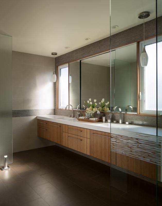 Newport Bathroom by Mike Kelley