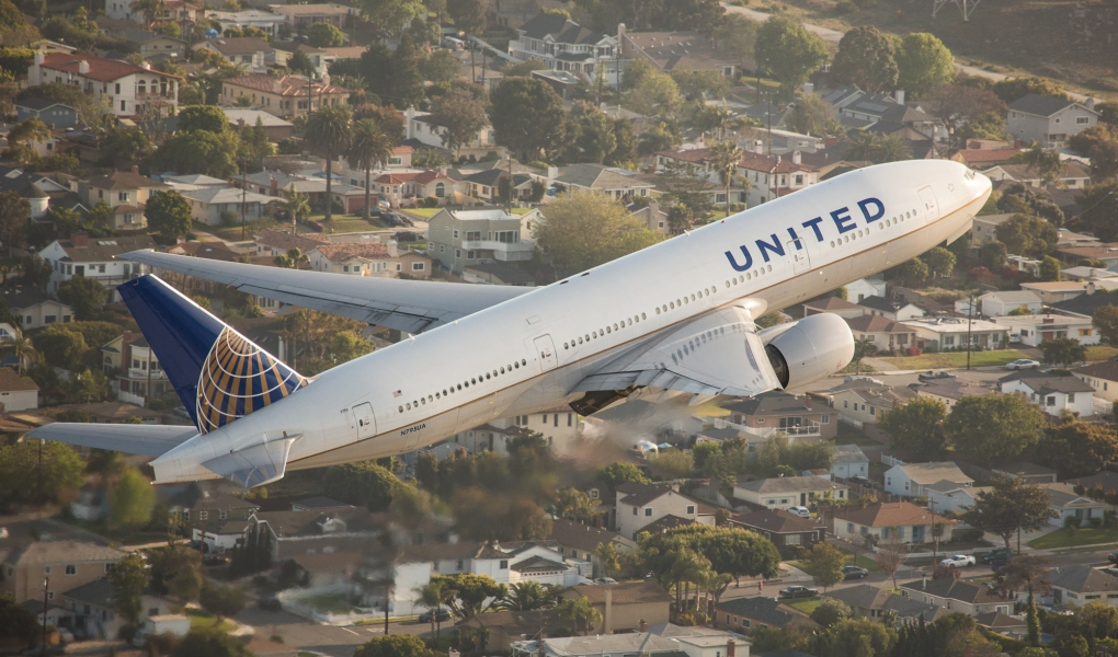 United 777 by Mike Kelley