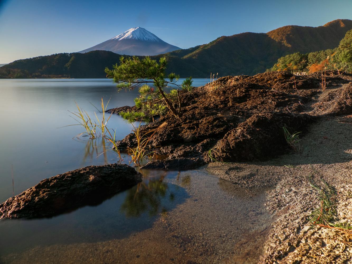 Fuji by Jerzy Wolochowicz
