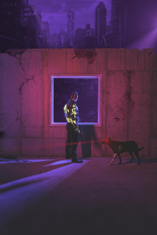 Cyberpunk Shoot 01 by Raymond Craig