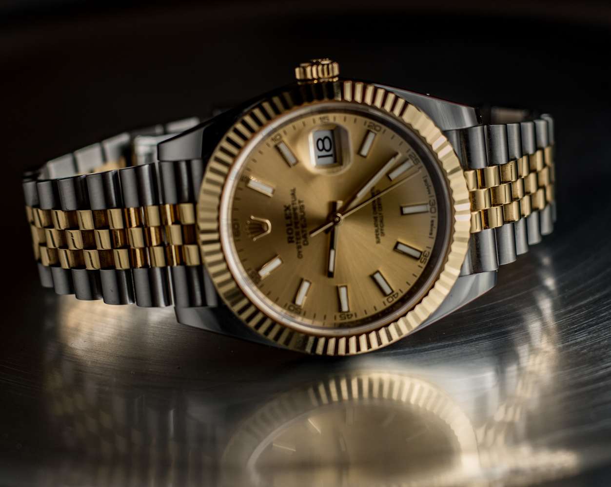Product Photography: Rolex by Steve Gaines