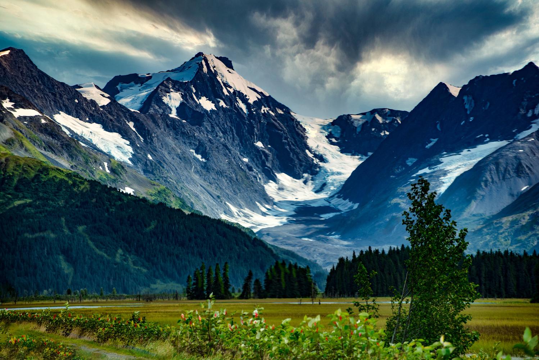 """Alaskan Mountain"" by Steve Gaines"