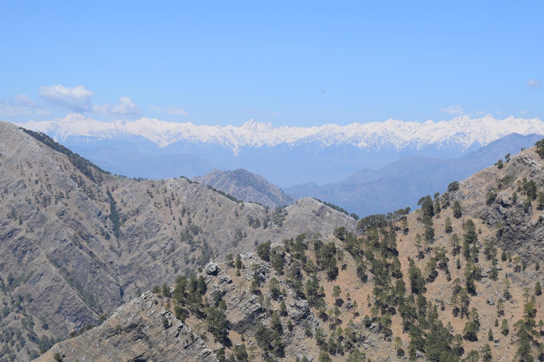 Beautiful Majestic Himalaya's by Ritesh Dixit