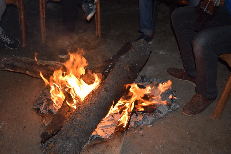 Bonfire by Ritesh Dixit