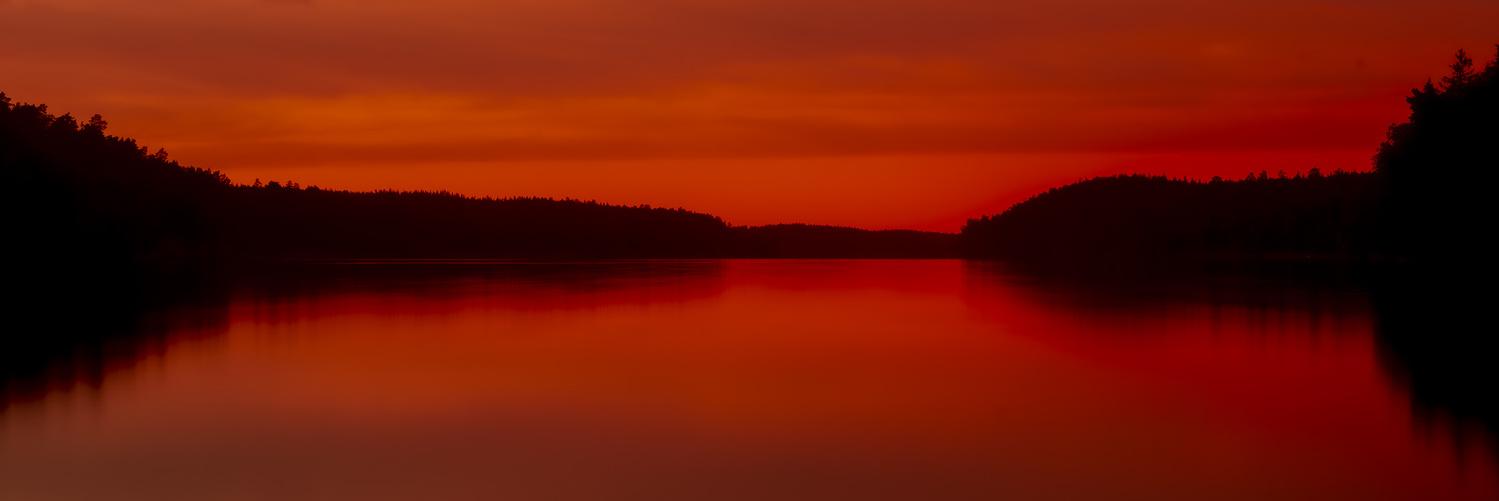 Sundown by Markus Paananen
