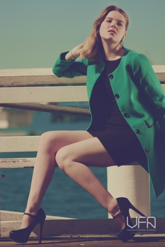 Style On The Pier 2 - Emily S by Joel Devereux