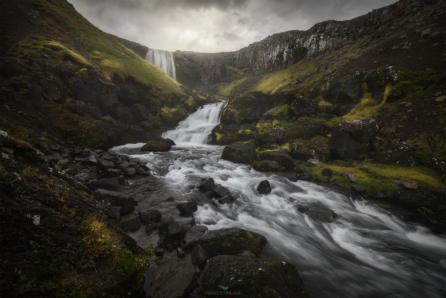 Somewhere in Iceland by Francesco Milana