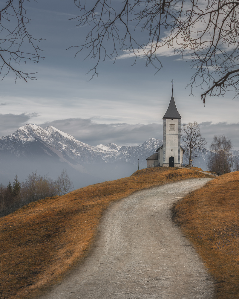On Top of the Hill by Thomas De Franzoni