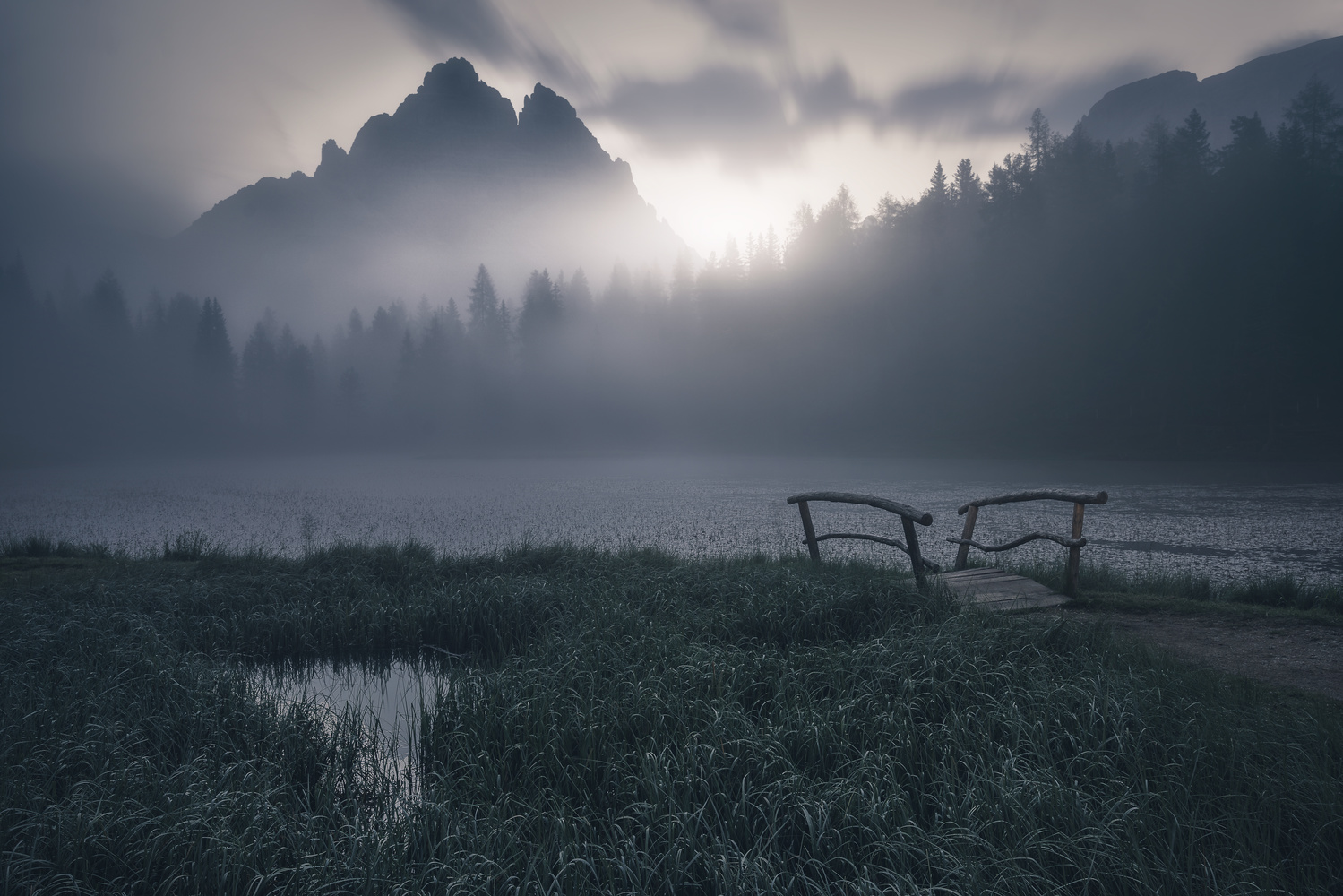 A Moment in Time by Thomas De Franzoni