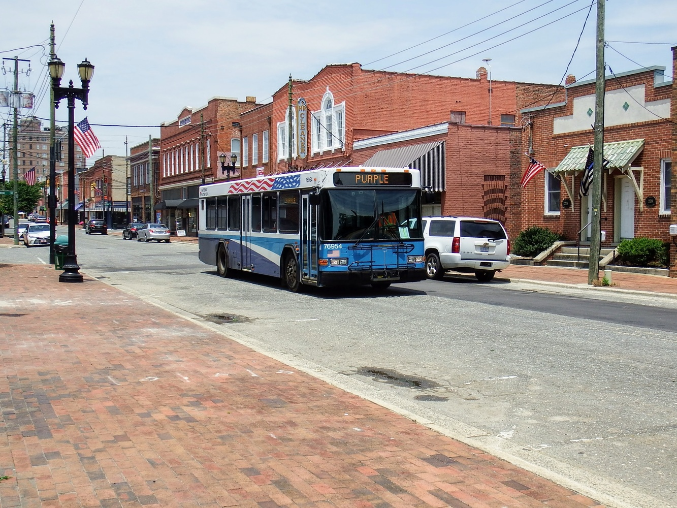 Public Transportation by Michael Lewis