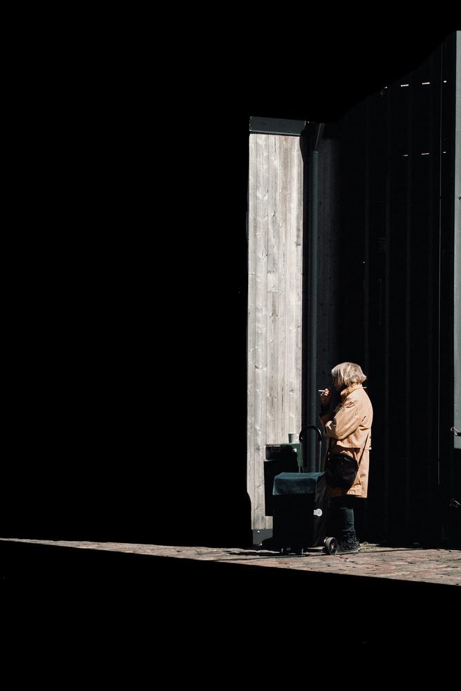 Cutting Shadows by Andreas Malmström