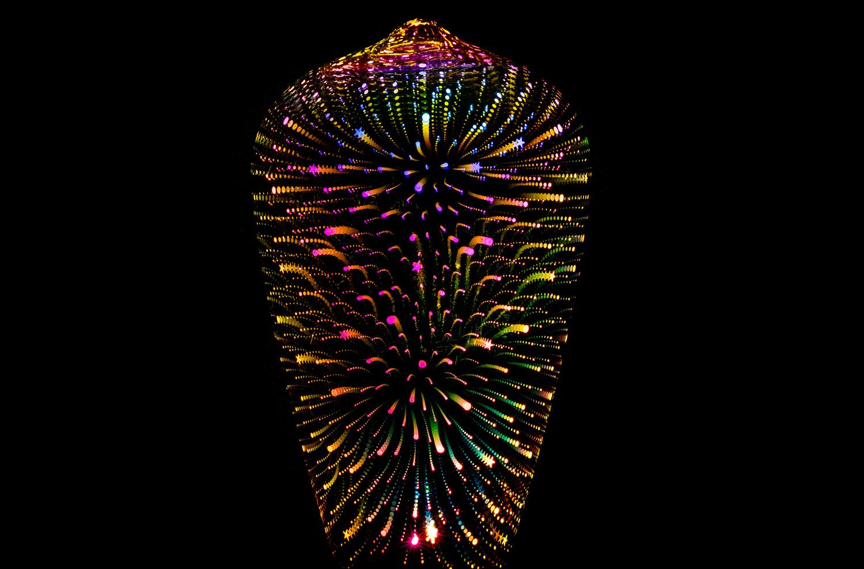 Infinity Bulb by Barry Gorman