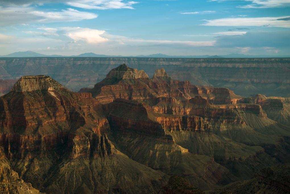 Grand Canyon, AZ by Thomas F
