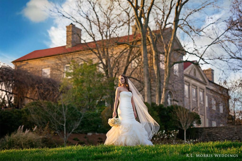 Bridal Shot by Lee Morris