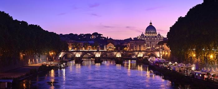 Vatican City by Lee Morris