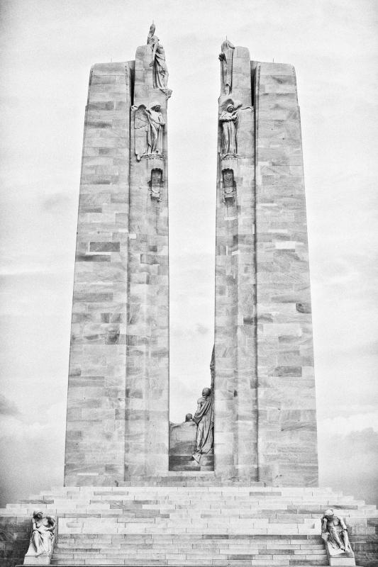 Vimy Ridge by Maurice Veniot