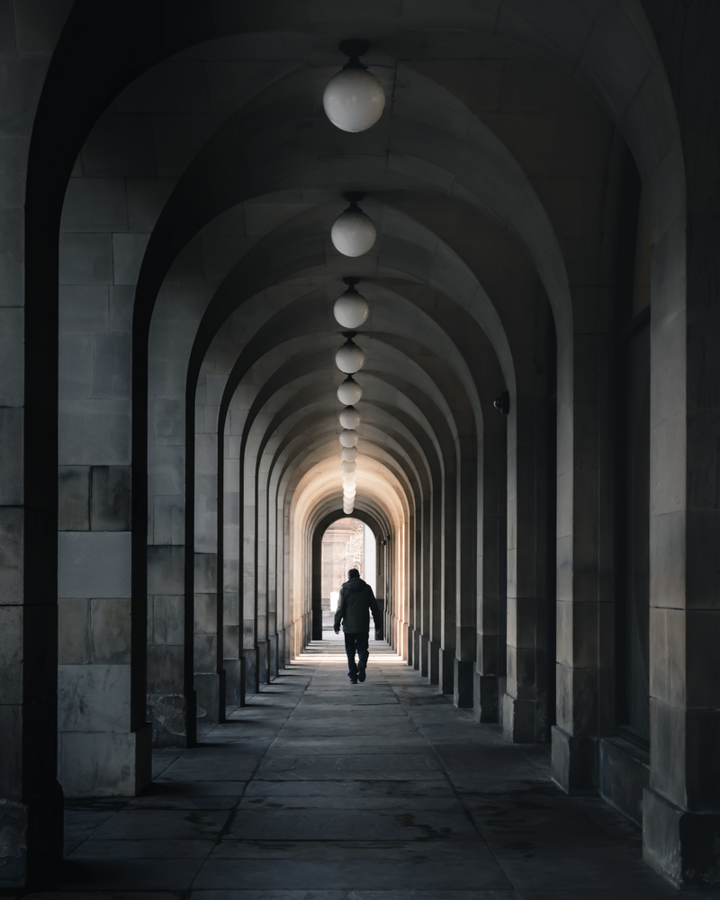 Tunnel Vision by Mike Martin