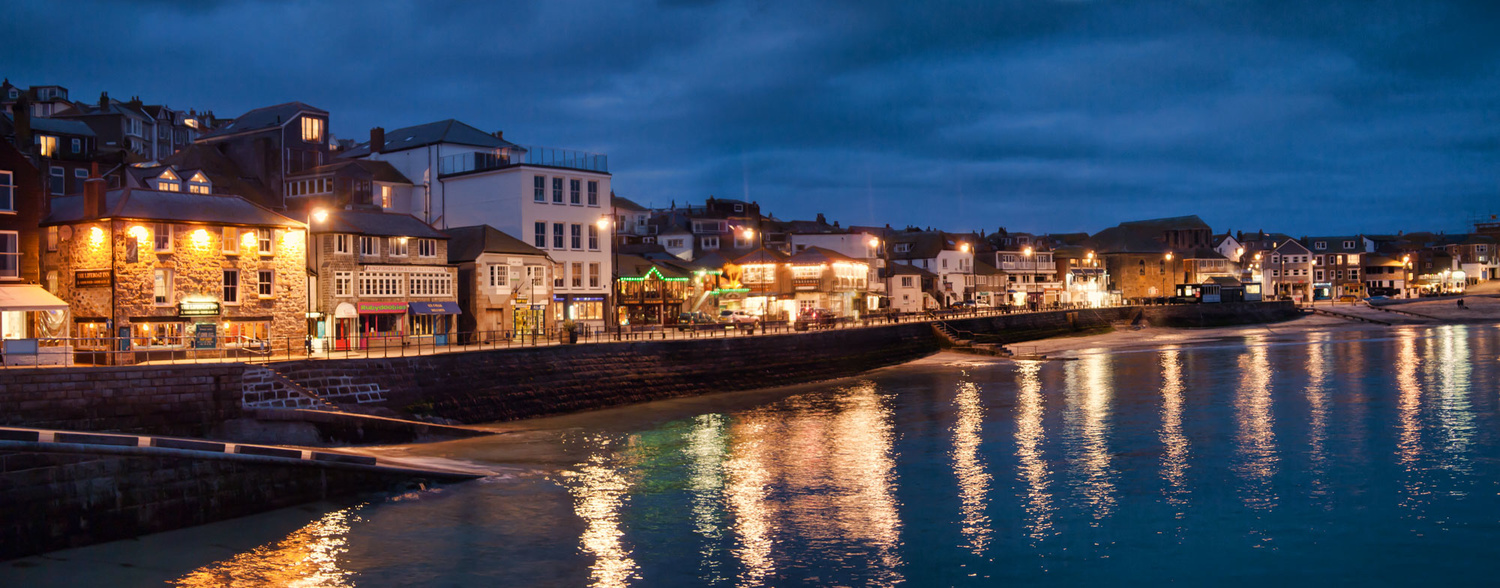 St Ives by Anthony Hepworth